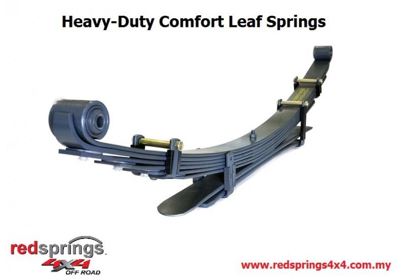 leaf spring ford ranger t6