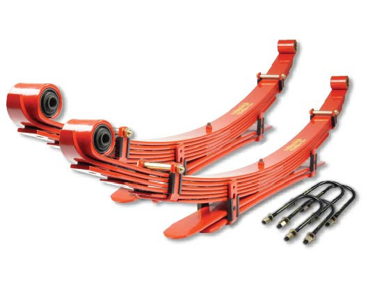 RS-COMFORT LEAF SPRINGS